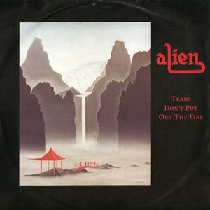 Cover - Alien: Tears Don't Put Out The Fire
