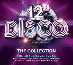 "Cover - Blue Magic: 12"" Disco: The Collection"