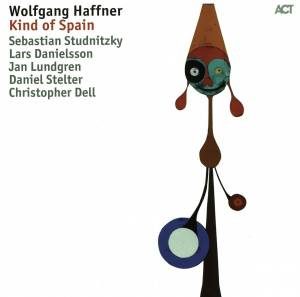 Cover - Wolfgang Haffner: Kind Of Spain