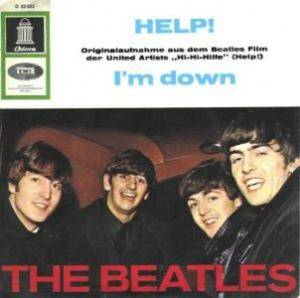 The Beatles: Help! - Cover