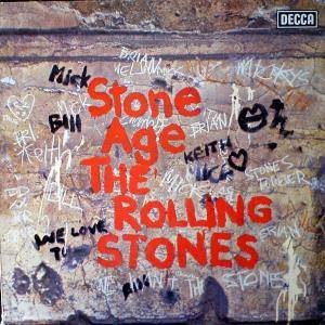 The Rolling Stones: Stone Age - Cover