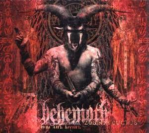 Behemoth: Zos Kia Cultus (Here And Beyond) (CD) - Bild 1