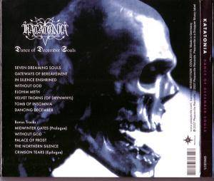 Katatonia: Dance Of December Souls (CD) - Bild 2