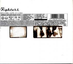 Foo Fighters: There Is Nothing Left To Lose (CD) - Bild 2