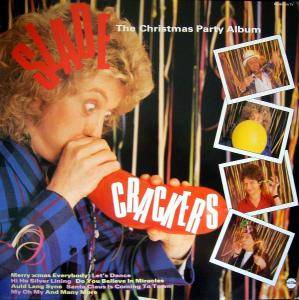 Slade: Crackers - The Christmas Party Album - Cover