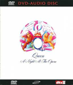 Queen: A Night At The Opera (DVD-Audio) - Bild 1
