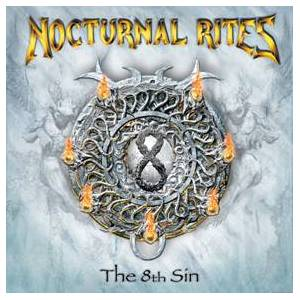 Nocturnal Rites: 8th Sin, The - Cover