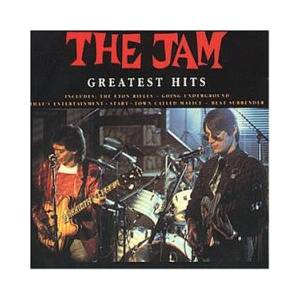 The Jam: Greatest Hits - Cover