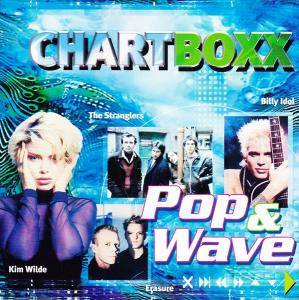 Cover - Savage Progress: Chartboxx - Pop & Wave