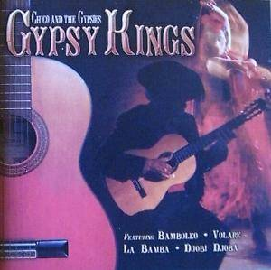 Cover - Chico And The Gypsies: Gypsy Kings