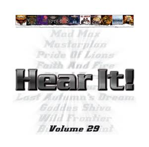 Cover - Silent Force: Hear It! - Volume 29