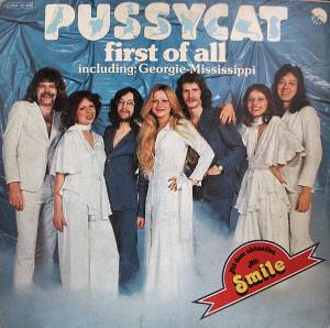 Cover - Pussycat: First Of All