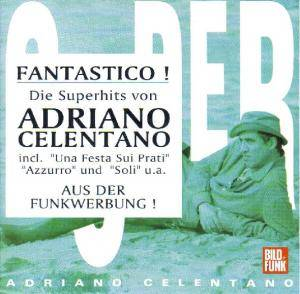 Adriano Celentano: Super Best - Cover