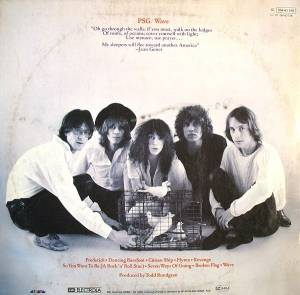 Patti Smith Group: Wave (LP) - Bild 2