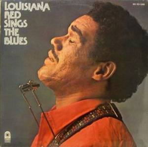 Cover - Louisiana Red: Louisiana Red Sings The Blues