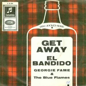 Cover - Georgie Fame & The Blue Flames: Get Away