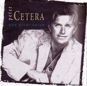 Peter Cetera: One Clear Voice - Cover