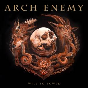 Cover - Arch Enemy: Will To Power