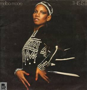 Cover - Melba Moore: This Is It