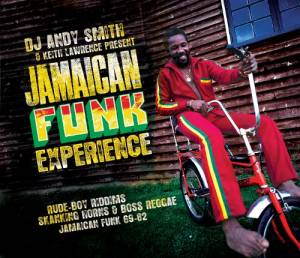 Jamaican Funk Experience - Cover