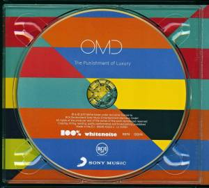 Orchestral Manoeuvres In The Dark: The Punishment Of Luxury (CD + DVD) - Bild 3