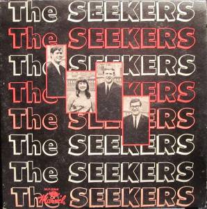 Cover - Seekers, The: Seekers, The