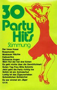 Cover -  Unbekannt: 30 Party Hits Stimmung
