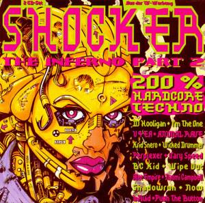 Cover - U 4 Ea: Shocker - The Inferno Part II