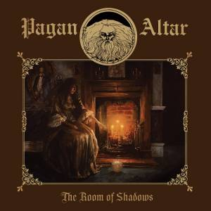 Pagan Altar: The Room Of Shadows (CD) - Bild 1