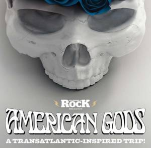Classic Rock 240 - American Gods - Cover