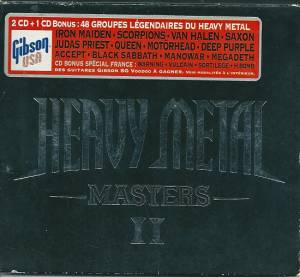 Cover - H Bomb: Heavy Metal Masters II