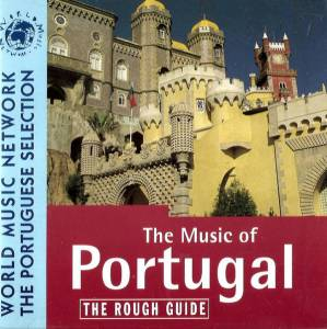 Cover - V Império: Rough Guide To The Music Of Portugal, The