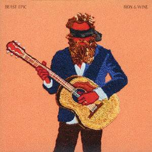 Iron & Wine: Beast Epic - Cover