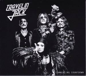 Travelin Jack: Commencing Countdown - Cover