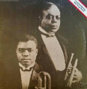 Cover - Red Onion Jazz Babies: Louis Armstrong And King Oliver