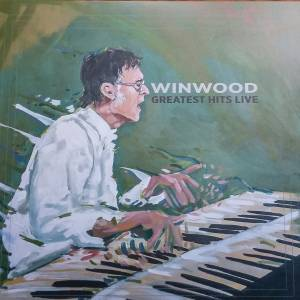 Cover - Steve Winwood: Greatest Hits Live