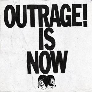 Cover - Death From Above 1979: Outrage! Is Now