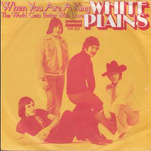 Cover - White Plains: When You Are A King