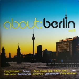 Cover - KL∆NGK∆RUSSELL: About: Berlin Vol:8