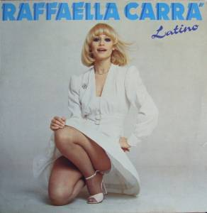 Cover - Raffaella Carrá: Latino