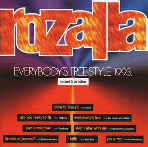 Cover - Rozalla: Everybody's Free-Style 1993
