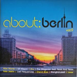 Cover - KL∆NGK∆RUSSELL: About: Berlin Vol:9