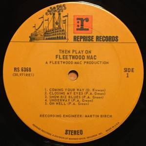 Fleetwood Mac: Then Play On (LP) - Bild 3