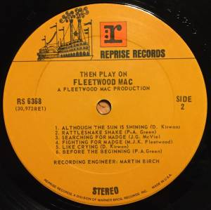 Fleetwood Mac: Then Play On (LP) - Bild 4