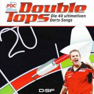 Cover - Geoff Love And His Orchestra: Double Tops - Die 40 Ultimativen Dart-Songs