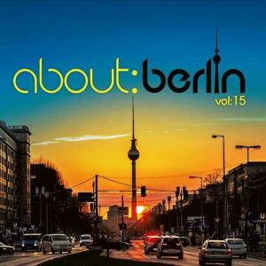 Cover - KL∆NGK∆RUSSELL: About: Berlin Vol:15