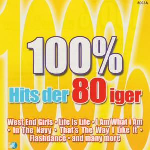 Cover - Billy Preston: 100% Hits Der 80iger