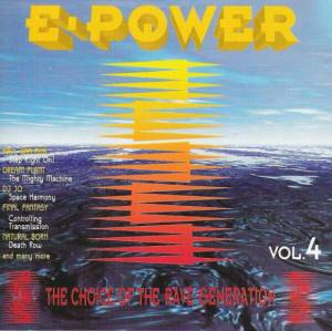 Cover - Final Fantasy: Beautiful Experience Of E-Power Vol. 4, The