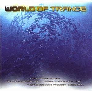 World Of Trance 11 - Cover