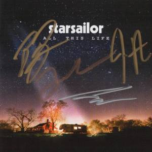 Cover - Starsailor: All This Life